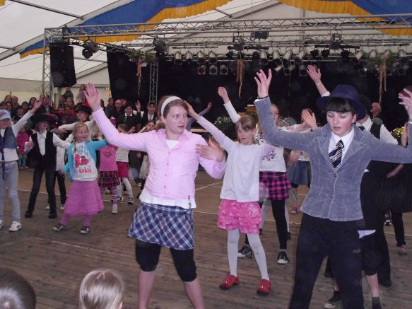 Jazz Dance macht Spass